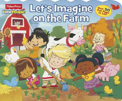 Fisher-Price Little People Let's Imagine on the Farm By Fisher-price (CRT)